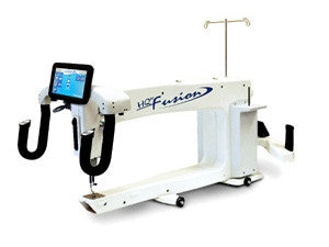 Handi Quilter HQ24 Fusion Long Arm Quilter With 12-Foot Fusion Frame