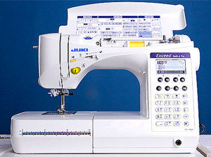 Juki Exceed HZL-F400 Computerized Sewing And Quilting Machine