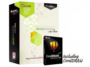 Wilcom Deco Studio e3 Embroidery Software