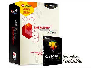 Wilcom Embroidery Studio e3 Digitizing Software