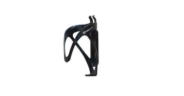 Firefox Plastic Polycarbonate Black Bottle Cage