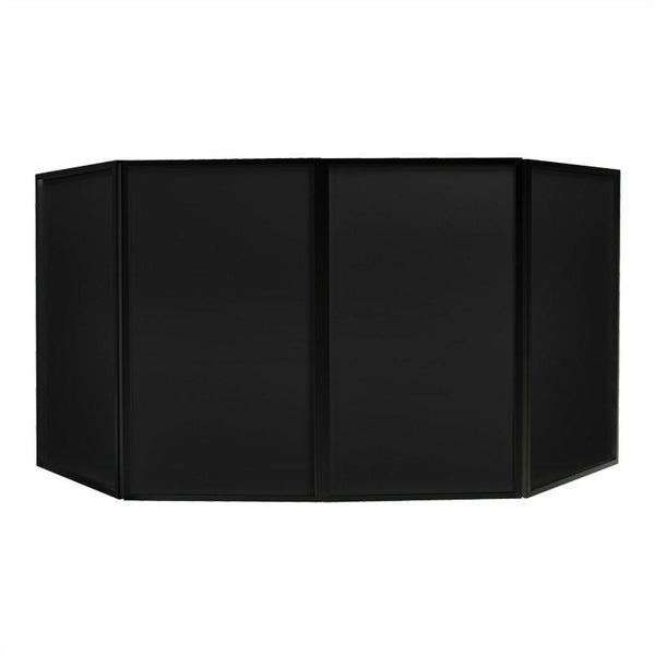 Equinox Foldable DJ Screen Mk2 Black-Stand Accessories-DJ Supplies Ltd