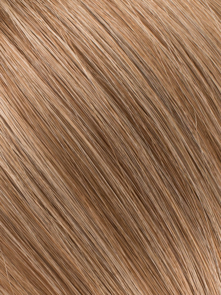 "BELLAMI Professional Tape-In 32"" 65g  Bronde #4/#22 Marble Blends Straight Hair Extensions"