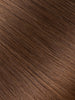 "BELLAMI Professional Tape-In 32"" 65g  Chocolate Brown #4 Natural Straight Hair Extensions"