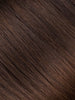 "BELLAMI Professional Volume Wefts 36"" 270g  Chocolate mahogany #1B/#2/#4 Sombre Straight Hair Extensions"