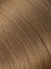 "BELLAMI Professional Tape-In 32"" 65g  Light Ash Brown #9 Natural Straight Hair Extensions"