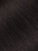 "BELLAMI Professional Volume Wefts 36"" 270g  Off Black #1B Natural Straight Hair Extensions"
