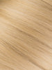 "BELLAMI Professional Volume Wefts 36"" 270g Sandy Blonde/Ash Blonde #24/#60 Natural Straight Hair Extensions"