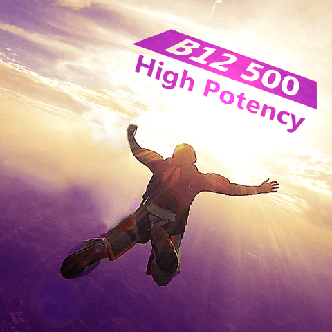 B12-500 High Potency