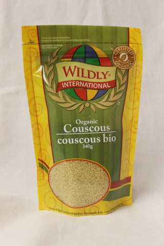 Organic Couscous - The Canadian Wild Rice Mercantile Ltd.