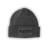 Blackletter Beanie - Grey