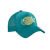 Fishin' Trucker - Teal