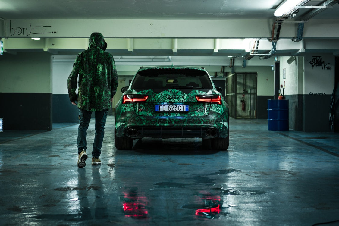 Stone Island Audi RS6 by The Arsenale Studio