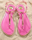 Womens Classy Ankle Sandals