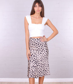 Olympia Midi Skirt - MW Boutique