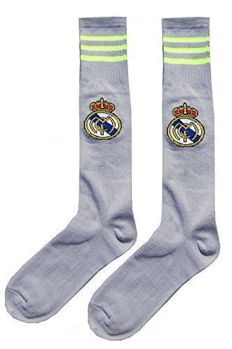 Real Madrid Kids Youth Soccer Team Socks