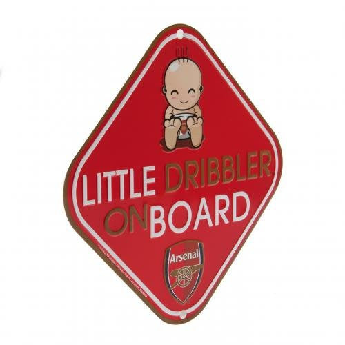 Arsenal F.C. Little Dribbler - Official Product