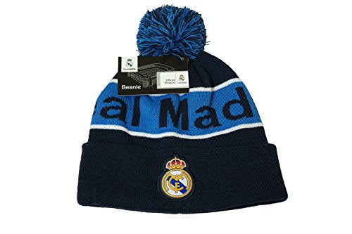 Real Madrid Authentic Beanie