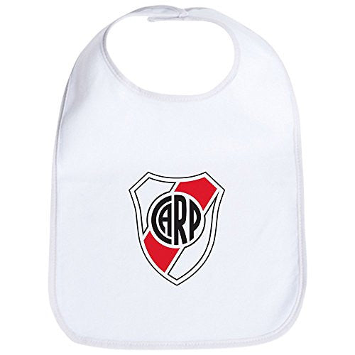 Escudo River Plate Bib - Cute Cloth Baby Bib, Toddler Bib