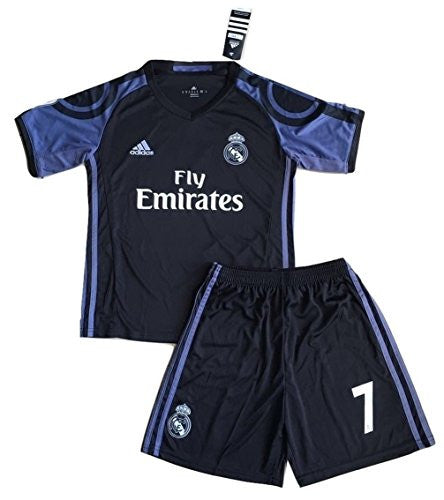 Ronaldo #7 Real Madrid Kids/Youth Jersey