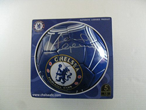 Frank Lampard Chelsea Football Club Autographed Ball