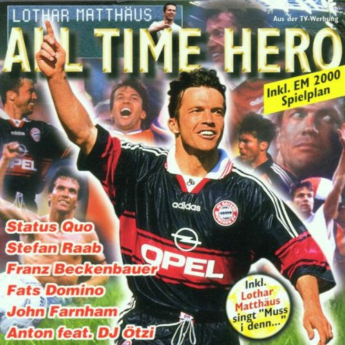 All Time Hero - Lothar Matthäus