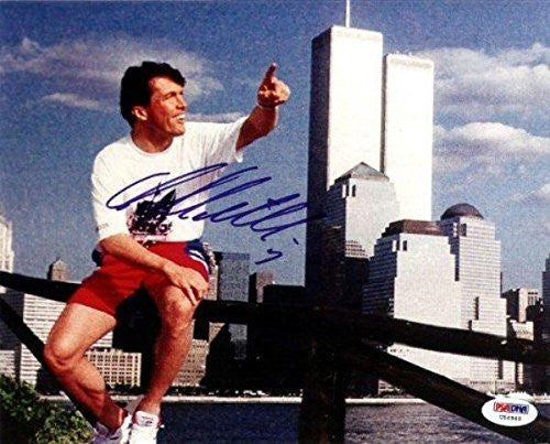 Lothar Matthaus Autographed Photo