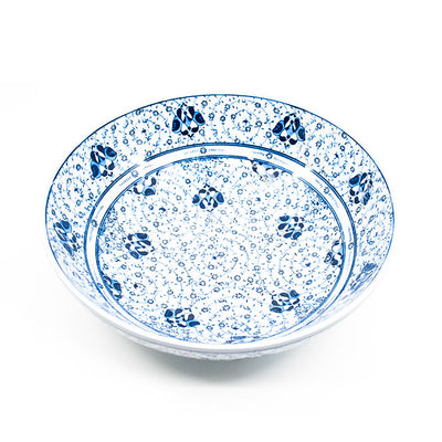 golden horn design iznik bowl