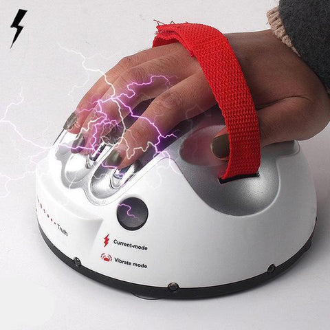 Electric Shock Lie Detector Game Truth or Dare or shock