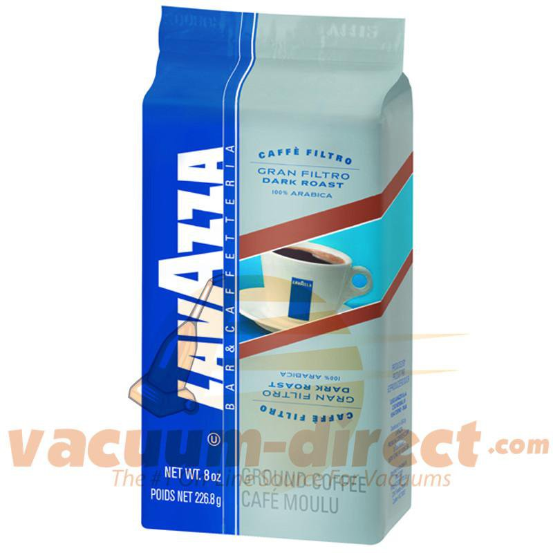 Lavazza Gran Filtro Dark Roast Ground Coffee Brick 8oz 2432