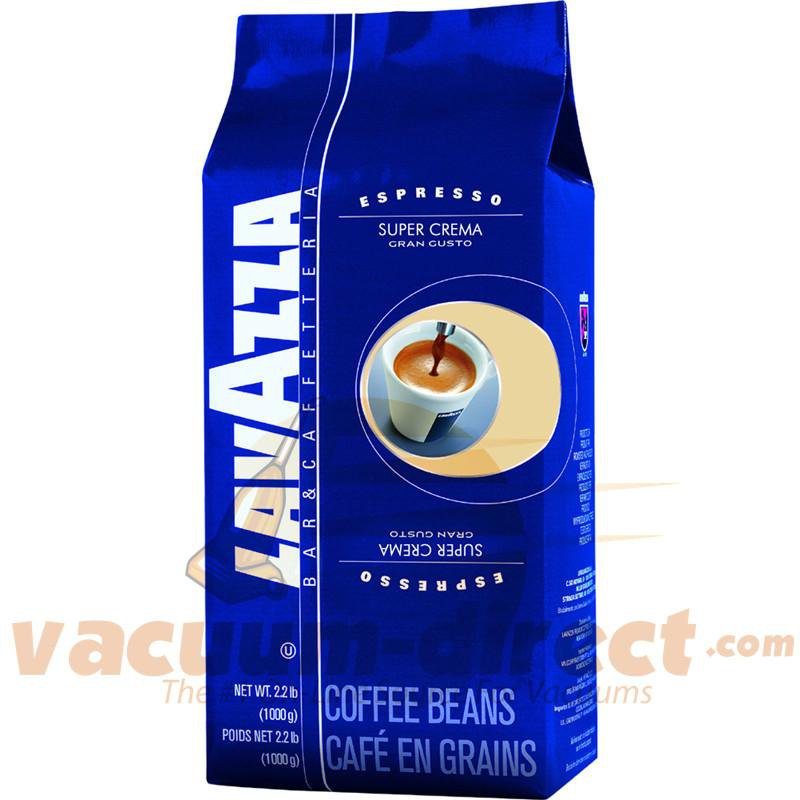 Lavazza Super Crema Whole Bean Coffee 2.2lb 4202