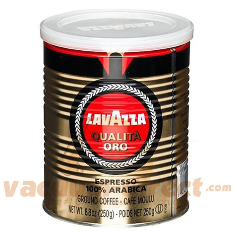 Lavazza Qualita Oro Ground Coffee Can 8.8oz 1275