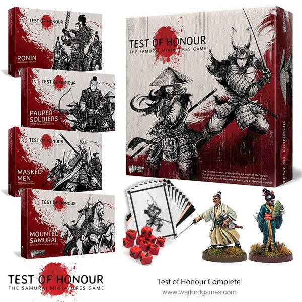 Test of Honour Complete Bundle