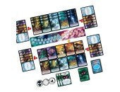 Not Alone Card Game Contents