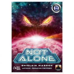 Not Alone Card Game