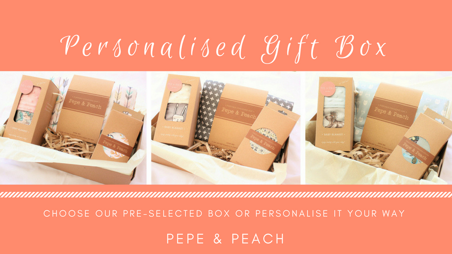 Latest Addition | Baby Gift Box
