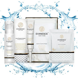 Evanesce New York 21 Days Better O Smoother Skin (BOSS) Challenge Kit