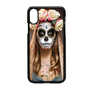 Fete Des Mort Mexique iPhone X Case | Frostedcase