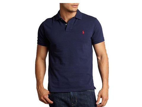 Ralph Lauren Custom Fit polo for men
