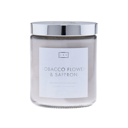 Tobacco Flower & Saffron