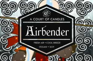 Airbender - Soy Candle - Candles