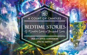 Bedtime Stories - Soy Candle - Candles