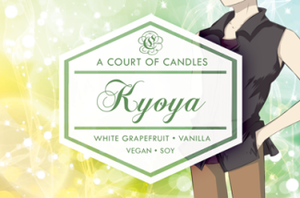 Kyoya - Soy Candle - Candles