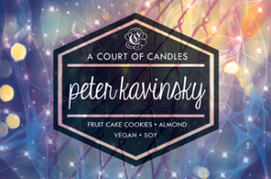 Peter Kavinsky - Soy Candle - Candles