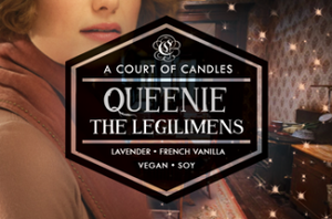 Queenie The Legilimens - Soy Candle
