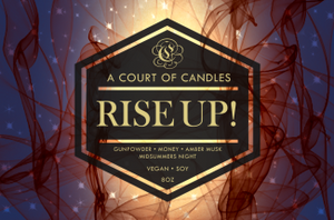 Rise Up! - Soy Candle