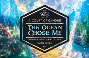 The Ocean Chose Me - Soy Candle