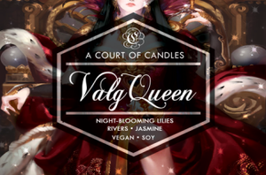 Valg Queen - Soy Candle