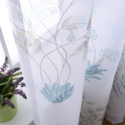 Pippy-Floral-Designer-Sheer-custom-Made-Curtains-Sydney