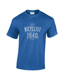 Bicyclist Since the 1940's
